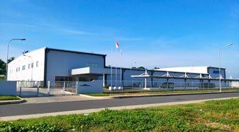 SATO Plant in Indonesia